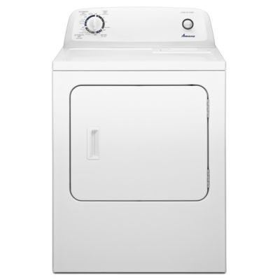 Amana 6.5 Cu. Ft. Gas Dryer