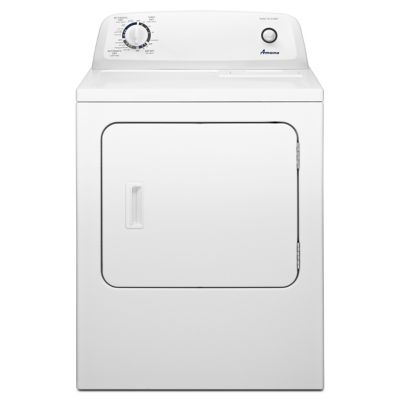 Special Buy! Amana 6.5 Cu. Ft. Gas Dryer