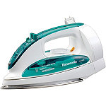 Panasonic 1200-Watt Steam Iron with Stainless Steel Soleplate 69.99
