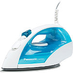 Panasonic 1200-Watt Steam Iron with Flat Soleplate 19.95
