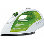 Panasonic 1200-Watt Steam/Dry Iron with Titanium Soleplate 27.95