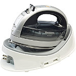 Panasonic Cordless 1500-Watt Concept 360° Freestyle™ Steam/Dry Iron 79.95