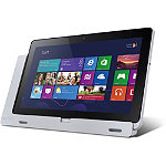 Acer 64GB 11.6' Windows 8 64-bit Iconia W Tablet 599.99