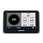 Garmin nüvi® 4.3' Touchscreen GPS with Free Lifetime Map Updates 109.95