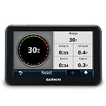 Garmin nüvi® 5' Touchscreen GPS with Free Lifetime Map Updates 144.53