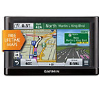 Garmin nüvi® 5' Touchscreen GPS with Free Lifetime Map Updates 129.99