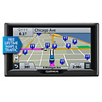 Garmin nüvi® 6' Touchscreen GPS with Free Lifetime Map Updates and Traffic Avoidance