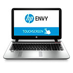HP 15.6' ENVY TouchSmart Laptop with Intel® Core™ i7-4710HQ Processor, 8GB Memory, 1TB Hard Drive, Black