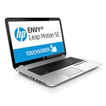 HP ENVY Leap Motion™ Touchscreen Laptop with 4th generation Intel® Core™ i5-4200M Processor No price available.