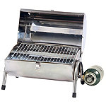Stansport 10000 BTU Stainless Steel BBQ Grill