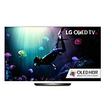 LG 55' 4K Ultra HD HDR webOS OLED Smart TV