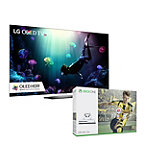 Save $150 on LG 55' 4K Ultra HD HDR webOS OLED Smart TVand Xbox One S 500GB FIFA 17 Bundle