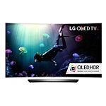 LG 55' Curved 4K Ultra HD 3D HDR webOS OLED Smart TV