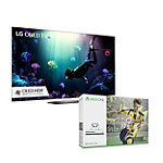 Save $150 on LG 65' 4K Ultra HD HDR webOS OLED Smart TV and Xbox One S 500GB FIFA 17 Bundle