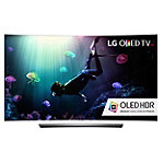 LG 65' Curved 4K Ultra HD 3D HDR webOS OLED Smart TV