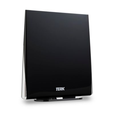 Terk Omni-Directional Flat Amplified Indoor HDTV Antenna