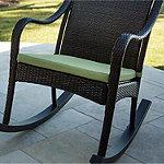 Hanover Orleans Rocking Chair Cushion