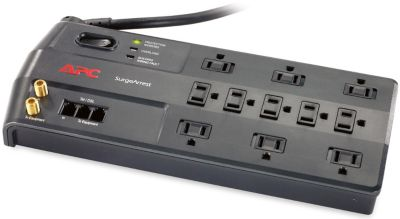 APC SurgeArrest Performance 11-Outlets Surge Suppressor