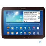 Samsung 16GB 10' Gold Brown Android Jelly Bean Galaxy 10.1 Tab 3 329.99