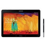 Samsung 32GB 10.1' Black Android 4.3 Jelly Bean Galaxy Note™ Tablet No price available.