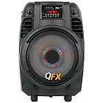 QFX 6.5' Portable Party PA Bluetooth Speaker