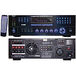 Pyle Home 3000-Watt AM/FM Receiver with Built-in DVD