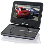 GPX 9' Portable DVD Player No price available.