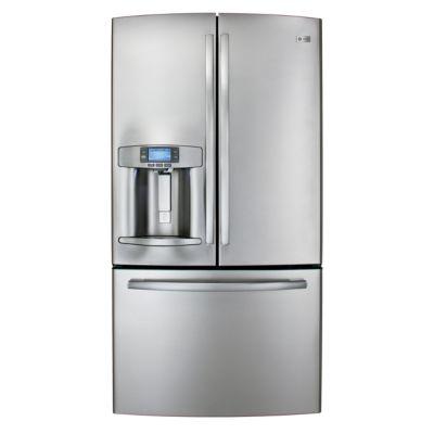 GE 28.6 Cu. Ft. Stainless Steel French Door Refrigerator