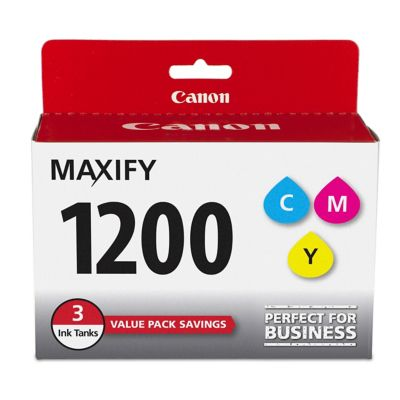 Canon PGI-1200 CMY 3-Pack Color Ink Tank