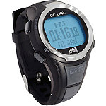 Pyle Black/Silver GPS Heart Rate Monitor Wrist Watch 124.99