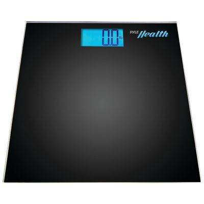 Pyle Black Bluetooth Digital Weight Scale