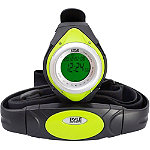 Pyle Green Heart Rate Monitor Wrist Watch 29.99