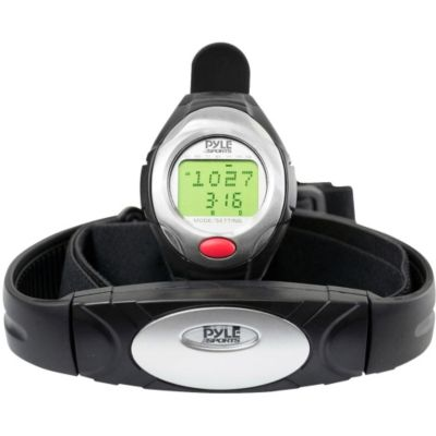 Pyle 1-Button Heart Rate Watch