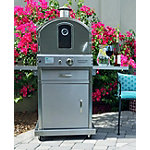 Pacific Living Stainless Steel Outdoor Gas Oven with Cart