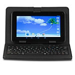 Proscan 7' 8GB Android 4.4 KitKat Touchscreen Tablet with Case and Keyboard 59.99