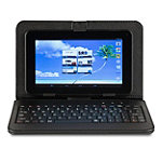 Proscan 7' 8GB Android 4.4 KitKat Touchscreen Tablet with Case and Keyboard 69.99