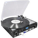 Pyle USB Turntable with Direct to Digital USB/SD Card Encoder