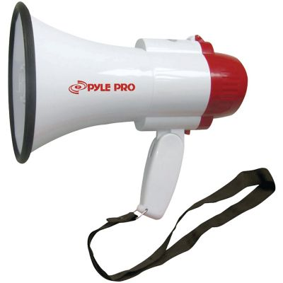 Pyle Pro Professional Megaphone with Siren