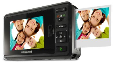 Polaroid Digital Camera and Printer