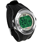 Pyle Black/Silver Digital Heart Rate Monitor Wrist Watch 44.99