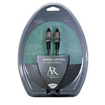 Acoustic Research 6' Pro Series II High Grade Digital Optical Cable 29.95