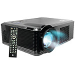 Pyle Home 1080p 2500-Lumen Widescreen HD Projector