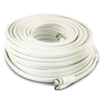 Swann 100' In-Wall Fire Rated BNC Cable