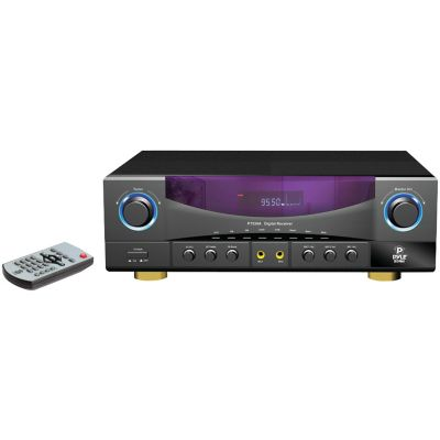 Pyle Home 350-Watt 2-Channel Stereo Receiver