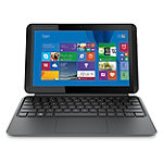HP Touchscreen 2-in-1 Laptop/Tablet with Intel® Atom™ Processor Z373F 299.99