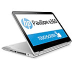 HP 13.3' Convertible Touchscreen Laptop with Intel® Core™ i5-6200U Processor, 4GB Memory, 500GB Hard Drive, Silver
