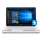 HP Pavilion Touchscreen Laptop with Intel® Core™ i5-6200U Processor, 6GB Memory, 1TB Hard Drive, Silver