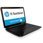 HP Pavilion TouchSmart Laptop with AMD Quad-Core A4-5000 Accelerated Processor No price available.