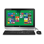 HP Touchscreen All-in-One PC with AMD Quad-Core A4-6210 Accelerated Processor 619.99