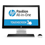 HP Pavilion All-in-One  Touchscreen PC with Intel® Core™ i5-6400T Processor